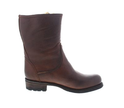 BLACKSTONE Damenschuhe - Boots MARY EW74 - old yellow preview 4