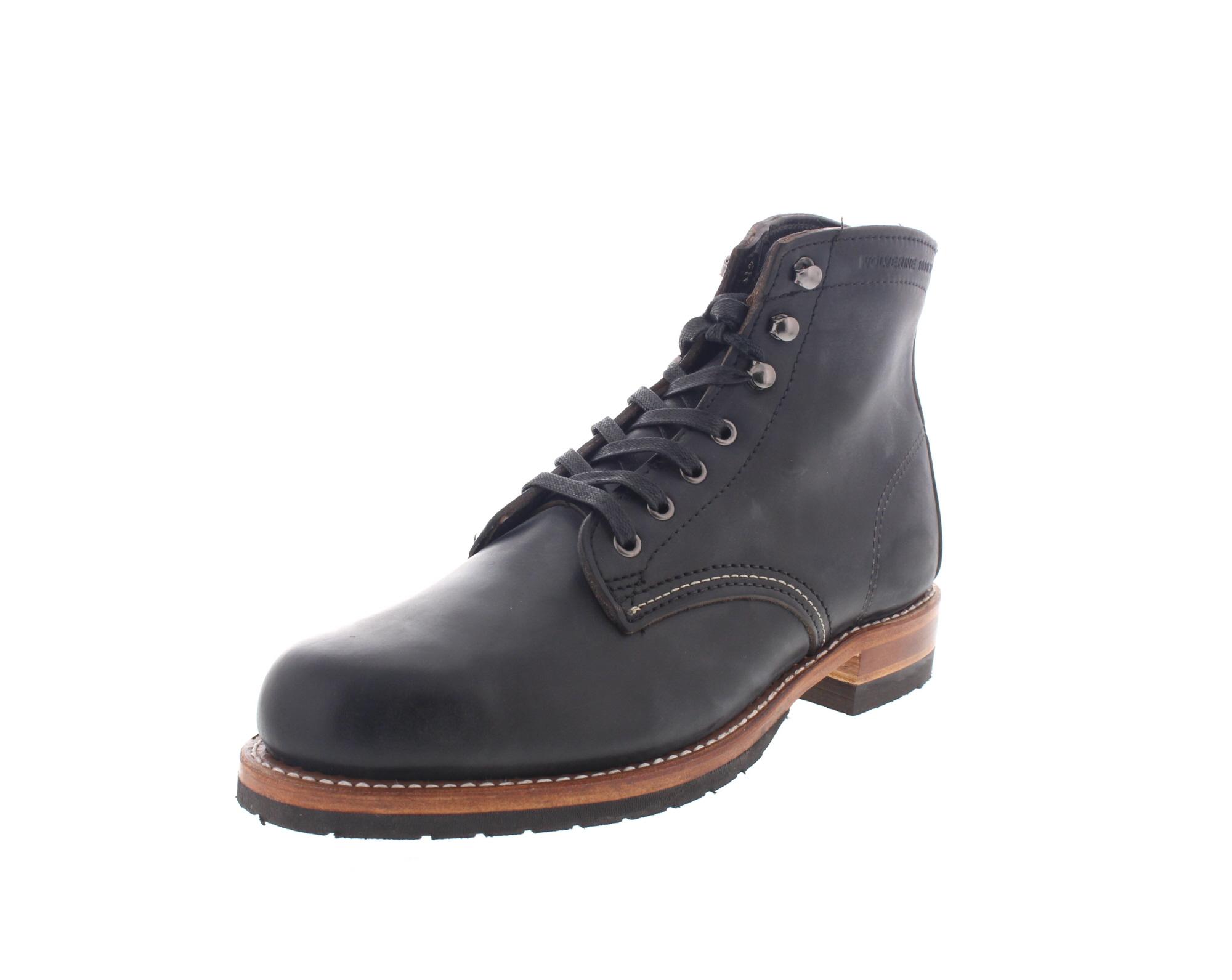 WOLVERINE 1000 Mile - Premium-Boots EVANS - black-0