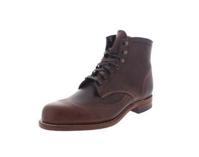 WOLVERINE 1000 Mile - Premium-Boots ADDISON - brown preview 1