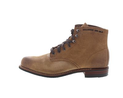 WOLVERINE 1000 MILE - Premium-Boots MORLEY - natural preview 2