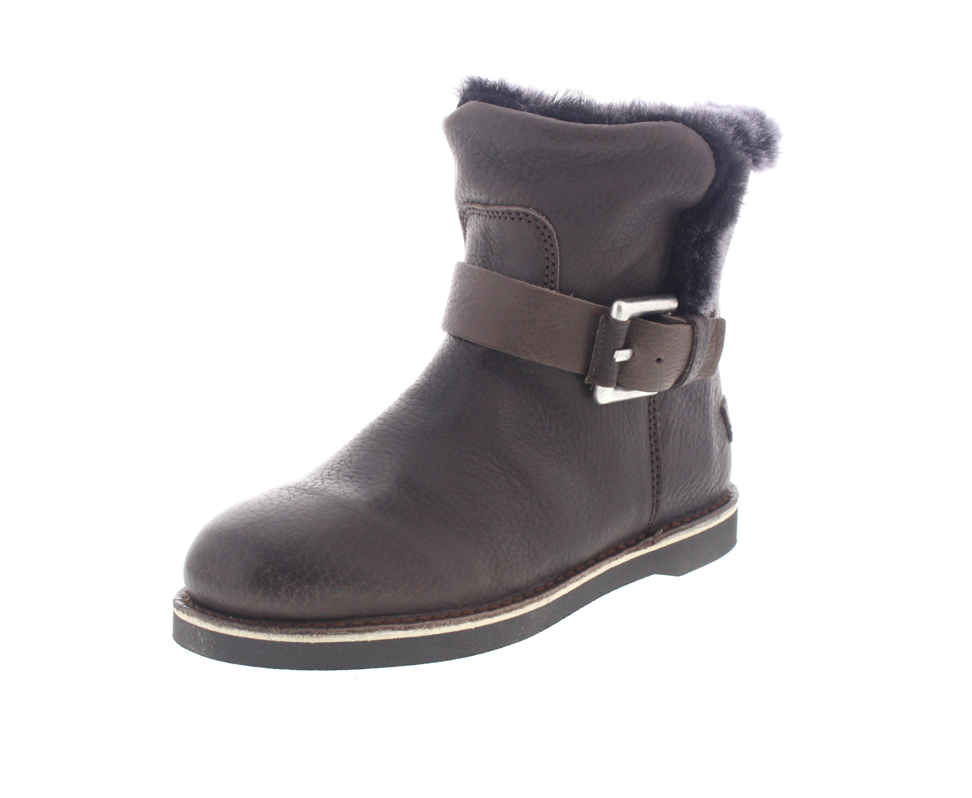 SHABBIES AMSTERDAM Schuhe - Siefeletten 202080 - grey-0