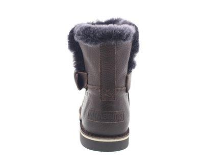 SHABBIES AMSTERDAM Schuhe - Stiefeletten 202080 - grey preview 5