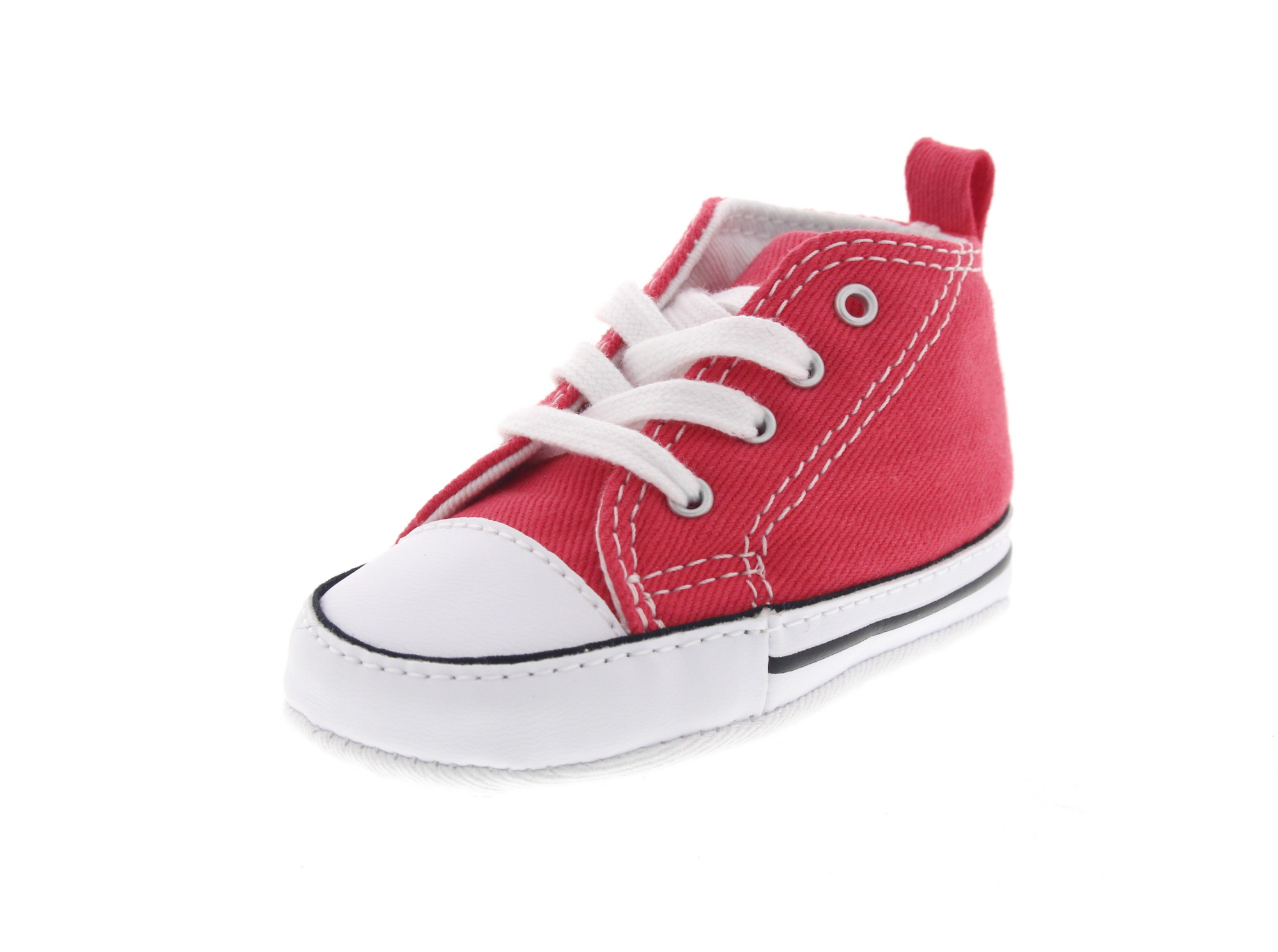 CONVERSE Kinderschuhe - FIRST STAR HI 88875 - red-0