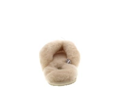 UGG Damen - Hausschuhe FLUFF FLIP II 1003492 - natural preview 5