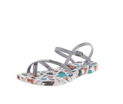 IPANEMA - FASHION SANDAL FEM III 81709 - white silver