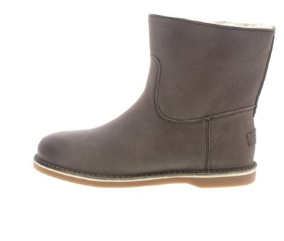 SHABBIES AMSTERDAM Schuhe Stiefeletten 181020043 - taupe preview 2