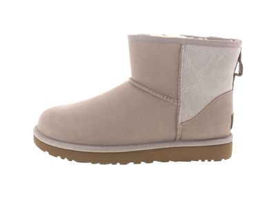 UGG Damenschuhe Stiefeletten CLASSIC MINI SNAKE ceramic preview 2