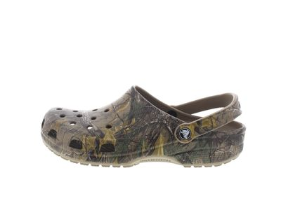 CROCS Schuhe - Clogs CLASSIC REALTREE XTRA - khaki preview 2