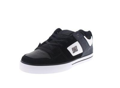 DC in Übergrößen - Sneaker PURE SE 301024 - black white