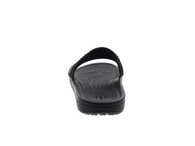 CROCS Pantoletten - SLOANE Embellished Slide - black preview 5