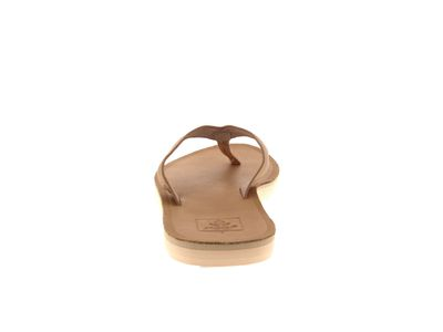 REEF Damenschuhe - Zehentrenner - VOYAGE LE - natural preview 5