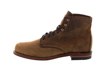 WOLVERINE 1000 Mile Boots 1000 Mile W40304 brown waxy preview 2