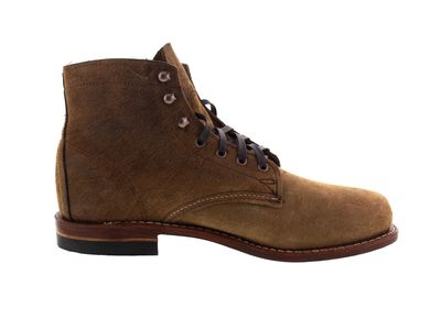 WOLVERINE 1000 Mile Boots 1000 Mile W40304 brown waxy preview 4