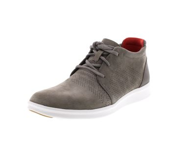 UGG Herrenschuhe - Sneaker LARKEN STRIPE PERF - mole preview 1