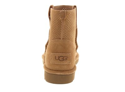 UGG Schuhe - CLASSIC UNLINED MINI PERF 1016852 - tawny preview 5