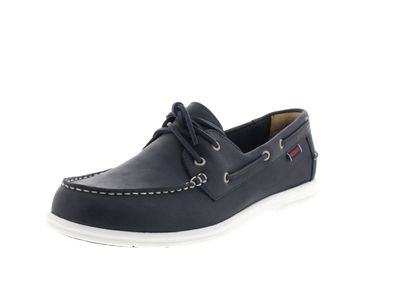 SEBAGO Schuhe in Übergröße - LITESIDES Two Eye - navy