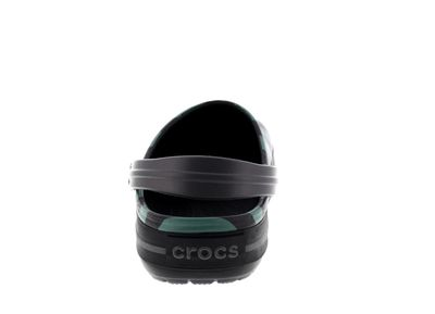 CROCS - Exclusive - CROCBAND GRAPHIC Clog - black graphite preview 5