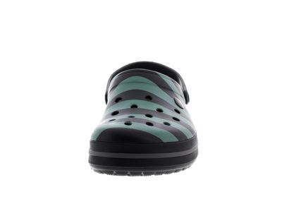 CROCS - Exclusive - CROCBAND GRAPHIC Clog - black graphite preview 3