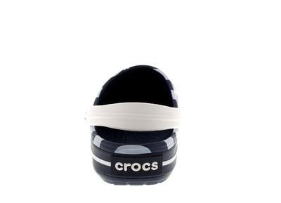 CROCS - Exclusive - CROCBAND GRAPHIC Clog - navy white preview 5