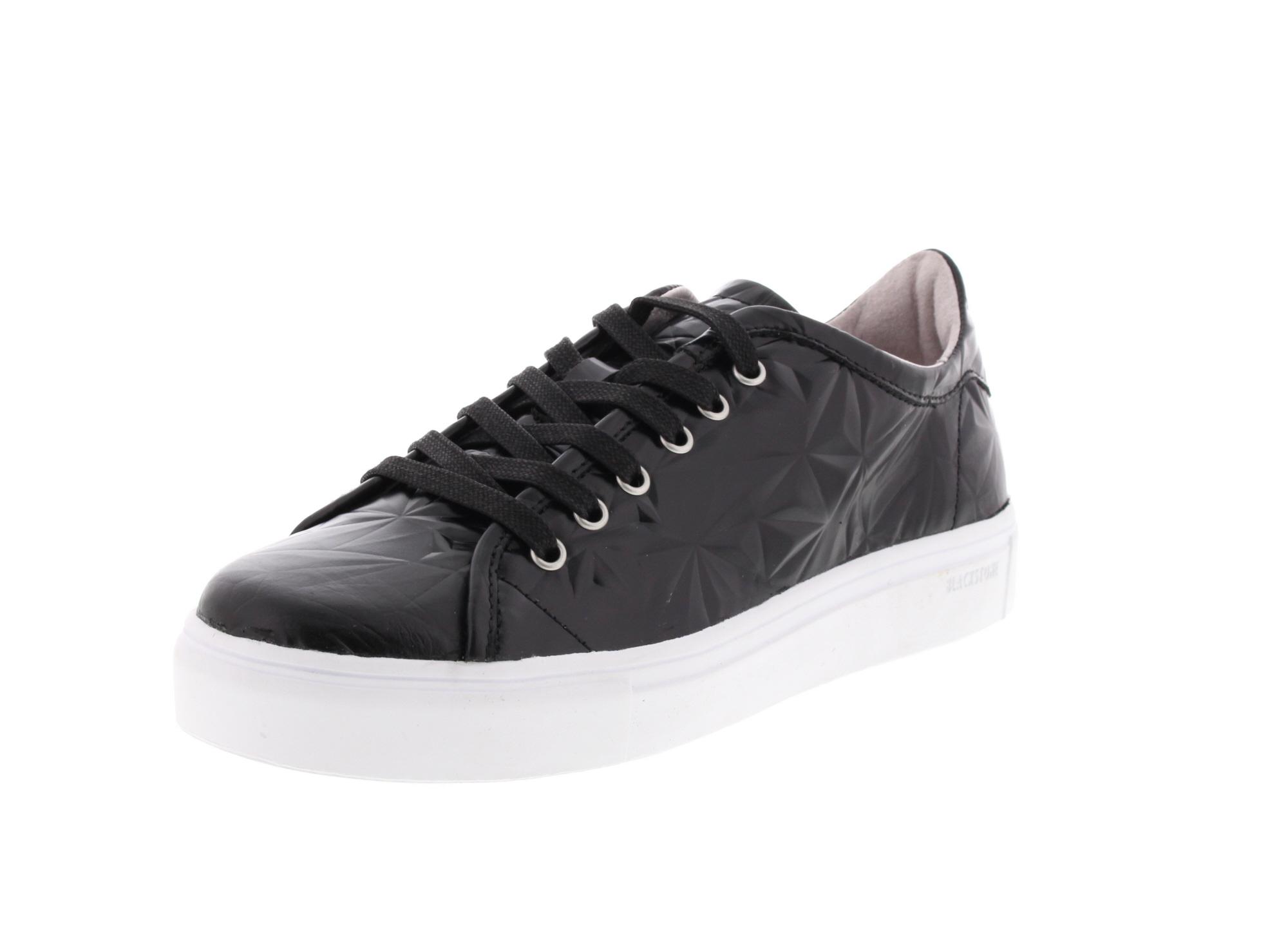 BLACKSTONE Damenschuhe - Sneaker NL34 - black -0