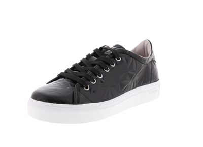 BLACKSTONE Damenschuhe - Sneaker NL34 - black  preview 1