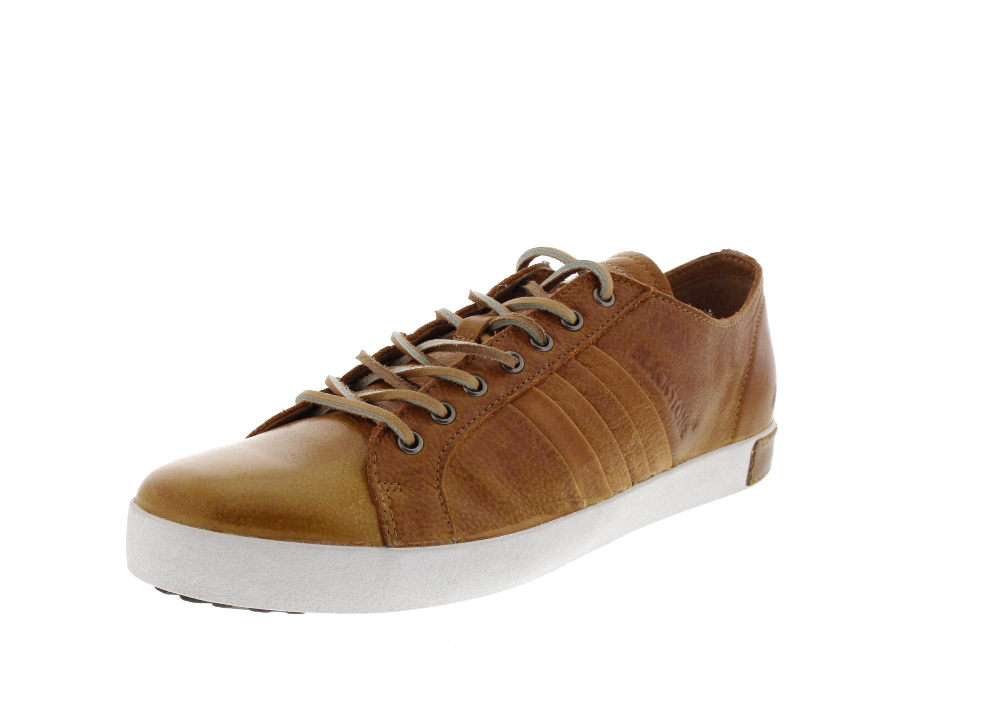 BLACKSTONE Herrenschuhe - Sneakers JM11 - rust-0