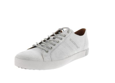 BLACKSTONE Herrenschuhe - Sneakers JM11 - white metal