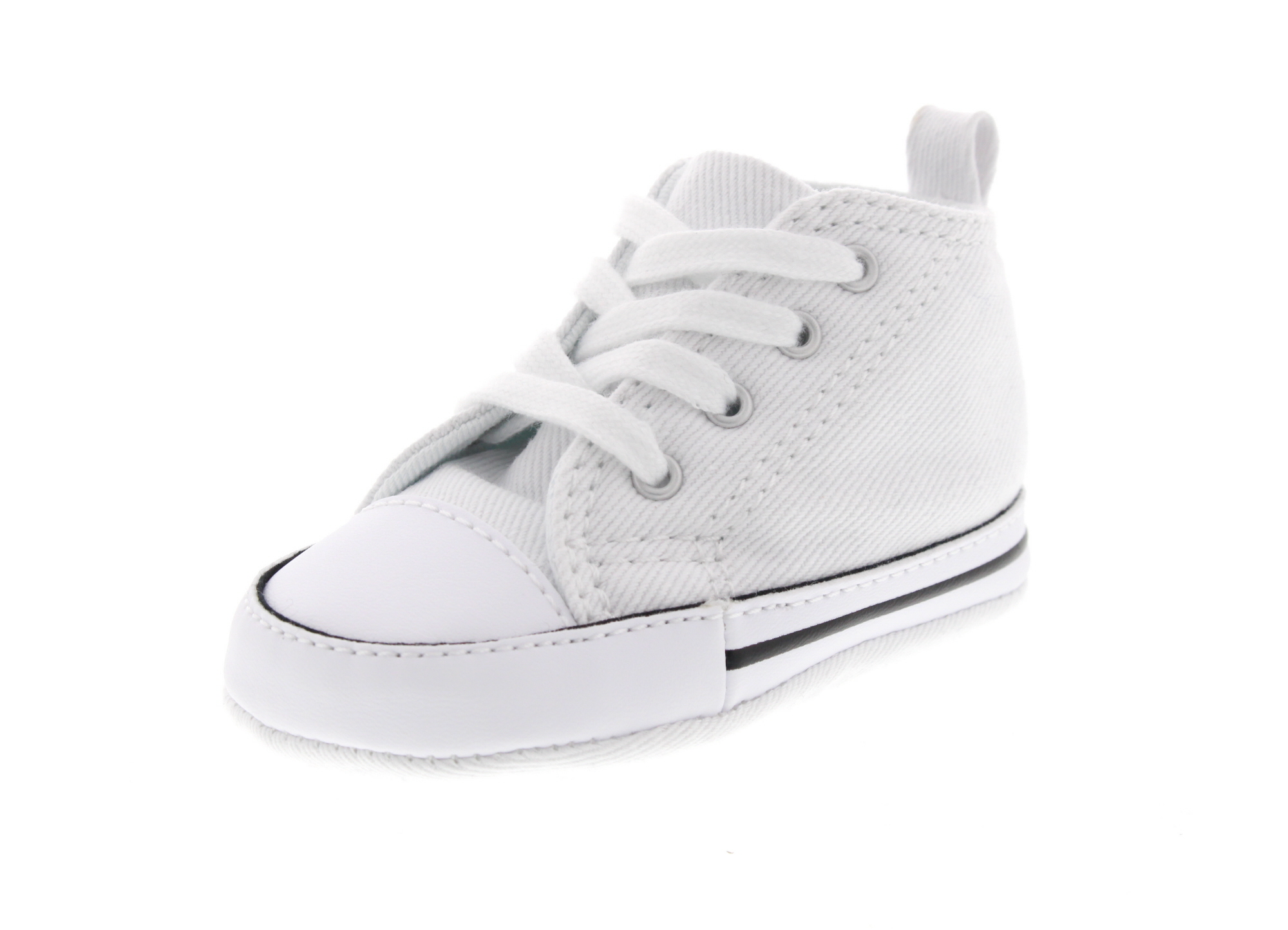 CONVERSE Babyschuhe - FIRST STAR HI 88877 - white-0