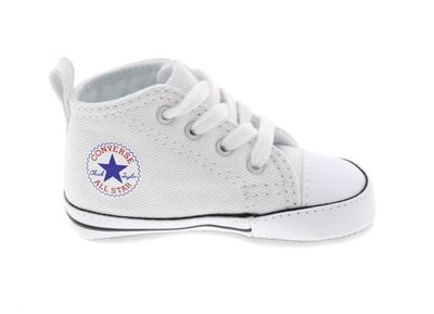 CONVERSE Babyschuhe - FIRST STAR HI 88877 - white preview 4