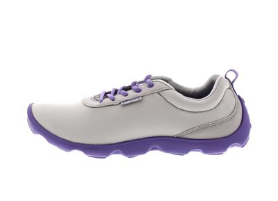 CROCS Damen - DUET BUSY DAY LACE UP - light grey violet preview 2