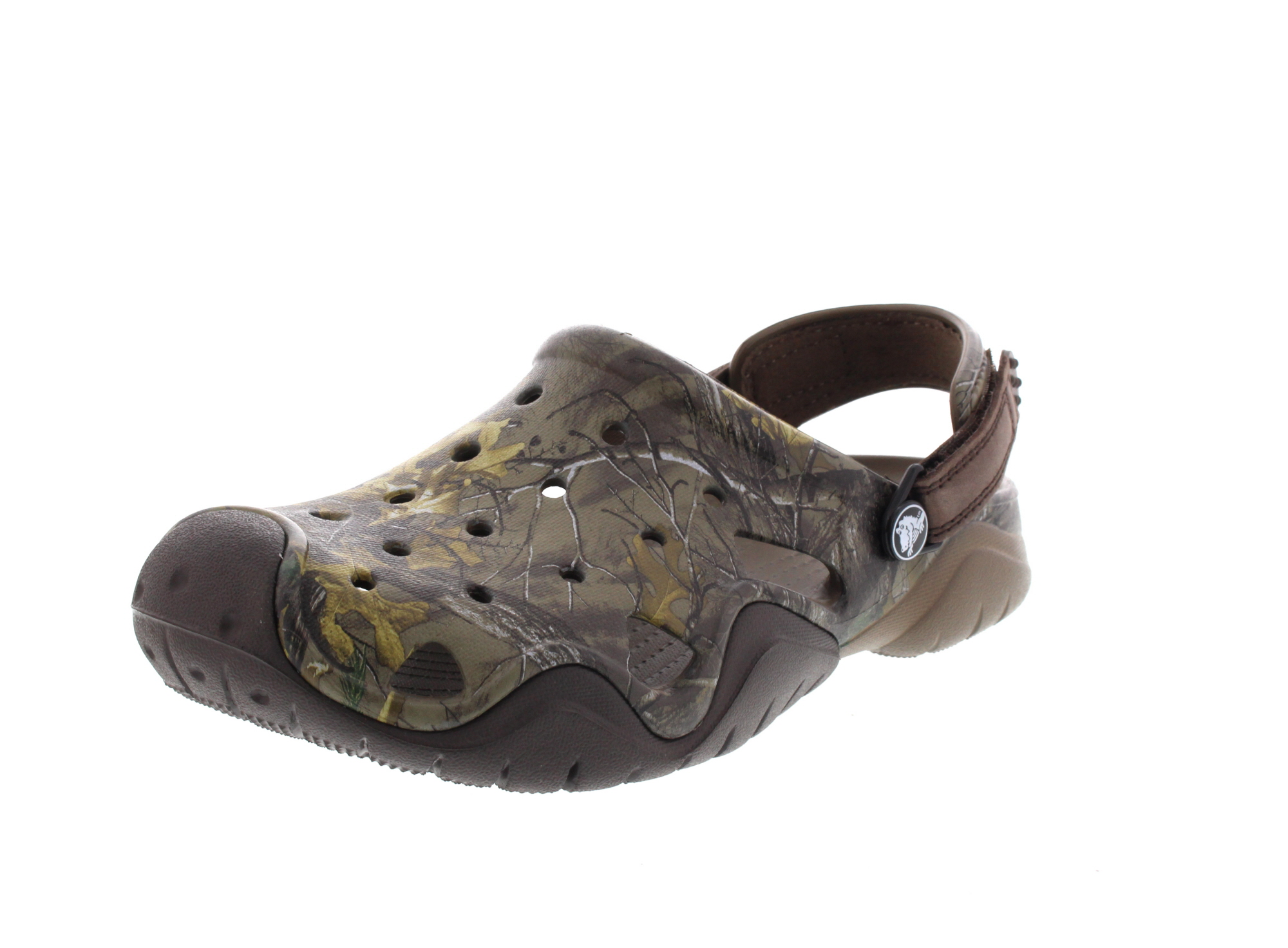 CROCS Herrenschuhe - SWIFTWATER REALTREE Xtra - walnut0