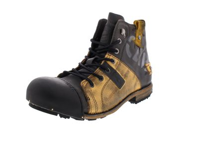 YELLOW CAB Boots - INDUSTRIAL 15012 - yellow black