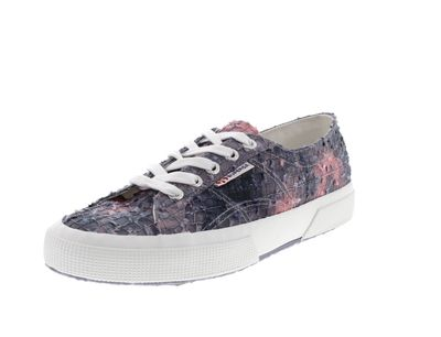 SUPERGA - Sneakers FABRICPLTIEDYEW 2750 - grey