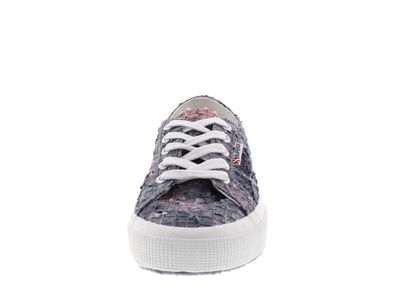SUPERGA - Sneakers FABRICPLTIEDYEW 2750 - grey  preview 3
