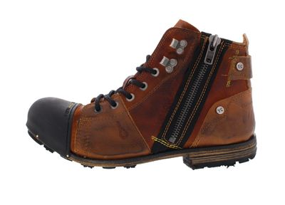 YELLOW CAB Herrenschuhe - Boots INDUSTRIAL 15419 - tan preview 2