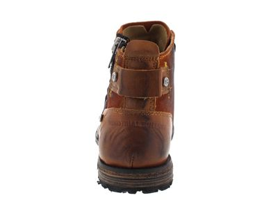 YELLOW CAB Herrenschuhe - Boots INDUSTRIAL 15419 - tan preview 5