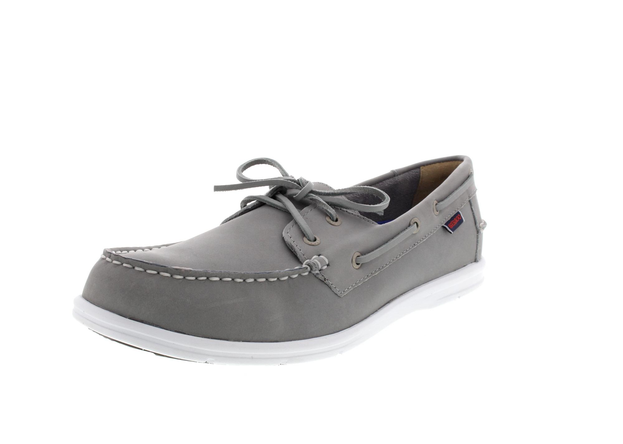 SEBAGO Schuhe in Übergröße - LITESIDES Two Eye - grey