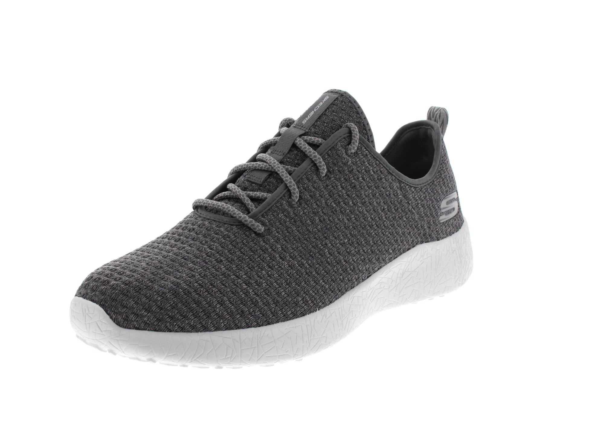 SKECHERS in Übergröße Sneakers BURST DONLEN 52114 CHAR