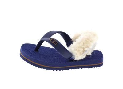UGG Babyschuhe - Sandale YIAYIA medieval blue chestnut preview 2