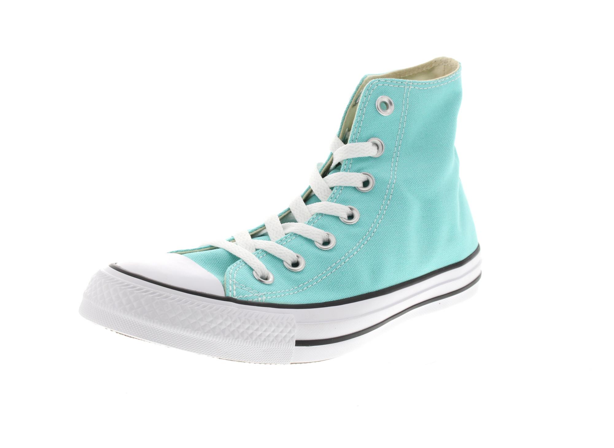 CONVERSE Schuhe - Sneaker CTAS HI 157609C - light aqua0