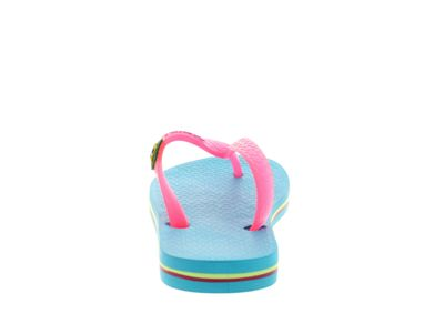 IPANEMA Kinderschuhe - CLASSIC BRASIL 80416 - blue pink preview 5