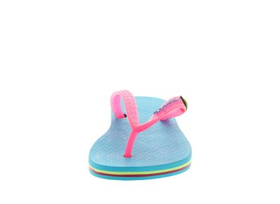 IPANEMA Kinderschuhe - CLASSIC BRASIL 80416 - blue pink preview 3