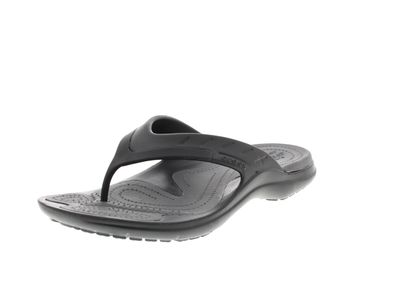 CROCS Zehentrenner - MODI SPORT FLIP - black graphite preview 1
