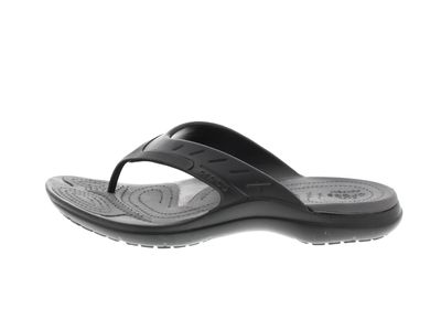 CROCS Zehentrenner - MODI SPORT FLIP - black graphite preview 2