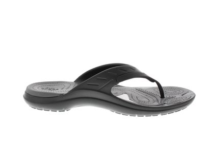 CROCS Zehentrenner - MODI SPORT FLIP - black graphite preview 4