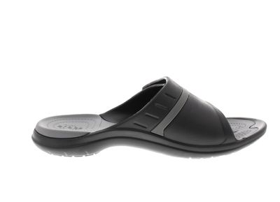 CROCS Pantoletten - MODI SPORT SLIDE - black graphite preview 4