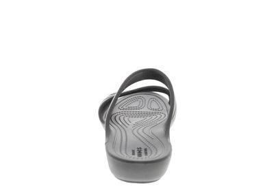 CROCS Schuhe - Pantoletten KELLI OL SANDAL - graphite preview 5