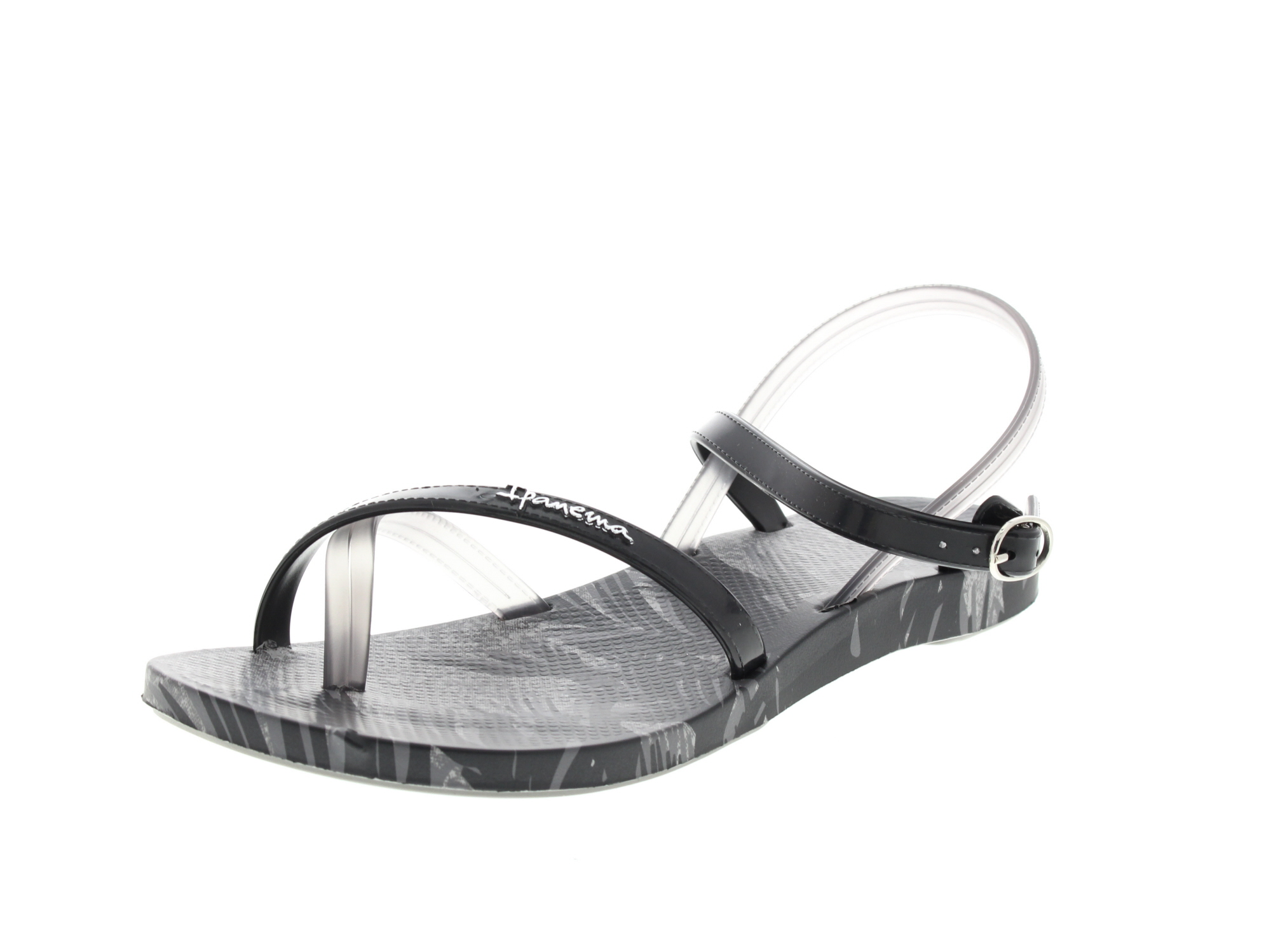 IPANEMA reduziert FASHION SANDAL IV 81929 - grey black0