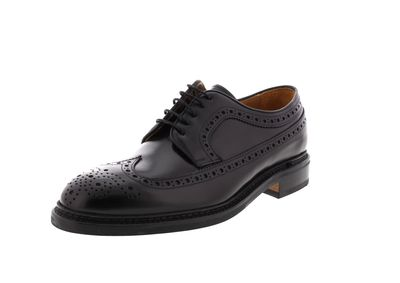 SEBAGO Herrenschuhe Halbschuhe MERIDA - black leather