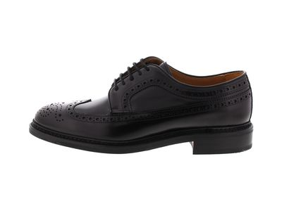 SEBAGO Herrenschuhe Halbschuhe MERIDA - black leather preview 2